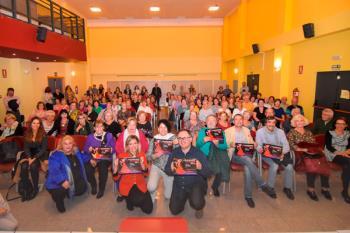 El colectivo ha creado un calendario solidario que cuesta 5 euros y puede conseguirse en el Centro Polivalente Abogados de Atocha