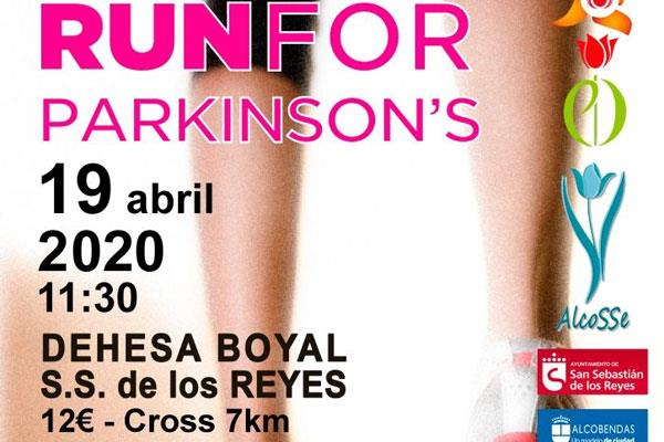 La Asociación de Parkinson se suma al Run for Parkinson's 2020