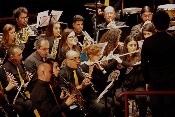 El Banco de Alimentos y Automoción Alcalá colaboran con una nueva recogida durante el concierto de Santa Cecilia