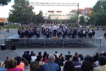 La banda da el último concierto de la temporada el 7 de julio en el parque América