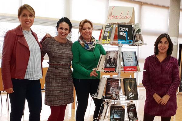 La Biblioteca Municipal de Moraleja, galardonada con el premio María Moliner