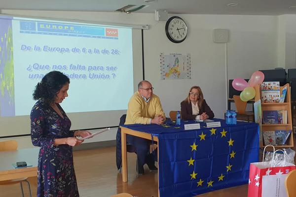 La Biblioteca Municipal se abre paso en Europa