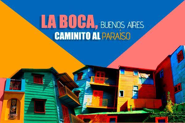Descubrimos el callejón más pintoresco del barrio del tango, de los artistas y de Boca Júniors