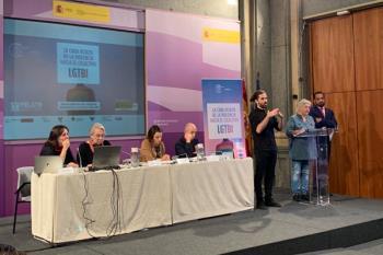 Se presenta el informe sobre delitos de odio e incidentes discriminatorios a la población LGTBI en España