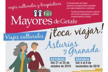 Destinos como Asturias y Granada serán los que estén disponibles para los próximos meses