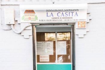 El comedor social podría cerrar en febrero si no consigue financiación, según los populares, una circunstancia negada por la asociación