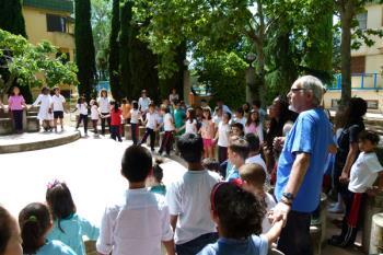 La entidad, ubicada en el municipio leganense, atiende a más de 360 niños y jóvenes en situación de vulnerabilidad