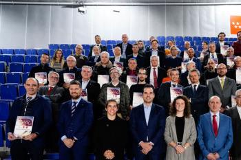 El Gobierno regional ha firmado un manifiesto con las 61 federaciones deportivas madrileñas
