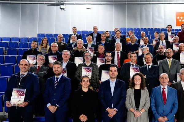 La Comunidad de Madrid, contra la violencia en el deporte