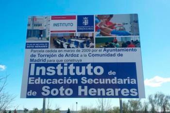 El Gobierno regional ha adjudicado la construcción de 12 aulas de ESO