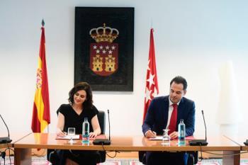 El nuevo Gobierno regional llevará a cabo una reducción de trabas administrativas y del IRPF, entre otras medidas