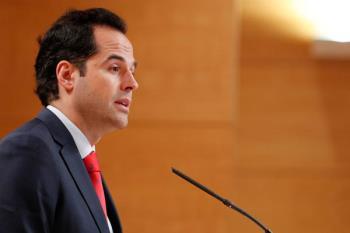 El vicepresidente regional, Ignacio Aguado, reclama al Ministerio de Hacienda el ingreso de los 53,64 millones