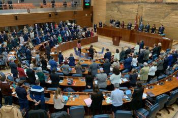 La Asamblea de Madrid aprueba una propuesta del PSOE para combatir la violencia sexual