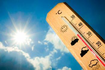 Las temperaturas máximas nos darán un respiro y se mantendrán durante esta semana en ligero descenso