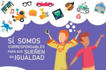 El programa 'Convivencia en igualdad: Co-responsables' contará con actividades dirigidas al alumnado de Primaria