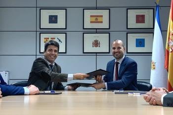 El Ayuntamiento de Majadahonda y Suma-Gestión Tributaria de la Diputación de Alicante firmaron ayer un convenio