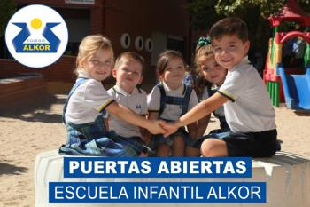 El centro escolar de Alcorcón organiza visitas para que conozcas su proyecto educativo