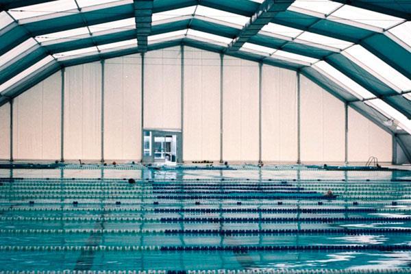 La Escuela de Natación utilizará las instalaciones de Forus mientras duren las obras de la piscina olímpica