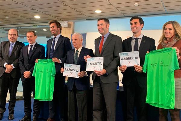 La Fundación Real Madrid presenta su IV Carrera Solidaria para el 26 de enero