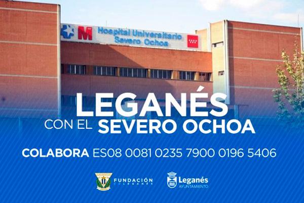 Se trata de una iniciativa puesta en marcha junto al Ayuntamiento de Leganés