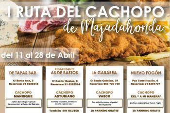 Esta ruta gastronómica se celebrará entre el 11 y el 28 de abril