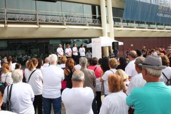 La Concejalía de Bienestar Social considera necesarias estas acciones de visibilidad y apoyo