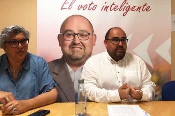 El candidato fuenlabreño ha presentado esta mañana sus principales ejes de actuación de su programa electoral