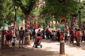 La Junta de Centro propone repetir en el recinto ferial para las Fiestas del Dos de Mayo de 2020