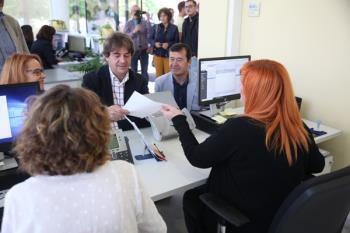 Ofrecerá a la población los servicios de registro, ventanilla única y padrón, facilitando gestiones y evitando desplazamientos al Ayuntamiento