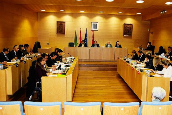 Se ha aceptado la denuncia del concejal de Ciudadanos Alejandro Alberto