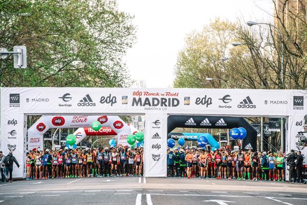 La Maratón de Madrid se adelanta al 27 de abril
