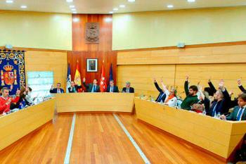 El Pleno ha concluido con la aprobación de esta concesión y el primer paso para crear una carretera