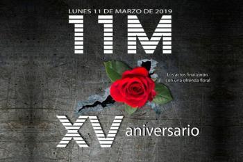 La Fundación de Víctimas del Terrorismo presenta una exposición y su programa de actos, para no olvidar lo ocurrido en el XV aniversario del 11 de Marzo