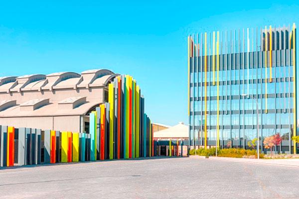 Tras la compra del edificio Thyssen, su extensión se multiplicará para albergar nuevas iniciativas innovadoras
