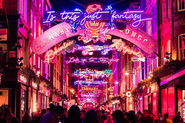 La Navidad inglesa invade Madrid con el 'Christmas fair'