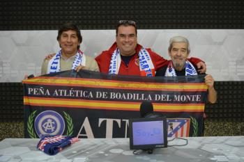 La Peña Atlética de Boadilla del Monte celebra sus 10 años de vida con la exposición 'Del Manzanares al Calderón, 50 años de pasión', del 14 de febrero al 15 de marzo
