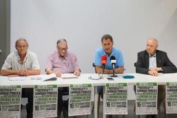 Desde la plataforma han convocado una manifestación para el próximo 3 de octubre