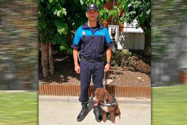 La Policía Local de Coslada refuerza su sección canina