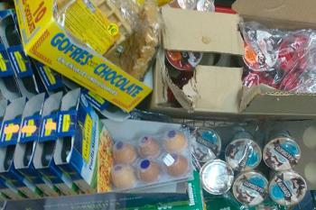 La inspección se realizó en un establecimiento de venta de alimentos y bebidas en el Casco del municipio