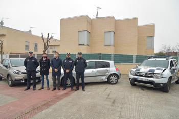 Los cinco individuos fueron detenidos cuando estaban a punto de perpetrar un nuevo robo en un restaurante de Torrejón