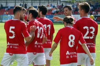 Con goles de Rafael y Stephen el marcador quedó 1-1 frente al Alcobendas