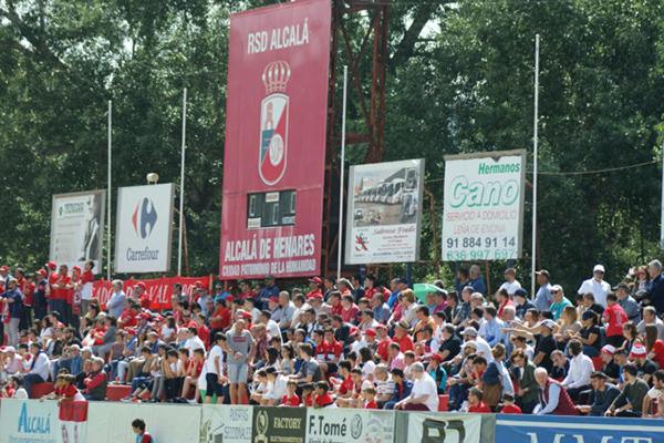 Por tan sólo 30 € los aficionados al fútbol  pueden abonarse al Alcalá de cara a la segunda vuelta el campeonato