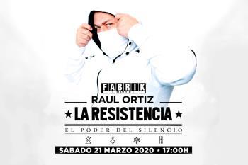 Raúl Ortiz y un cartel con otros 20 DJ llenarán la discoteca de Humanes el 21 de marzo