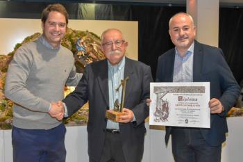 El Ayuntamiento de Torrejón de Ardoz ha sido galardonado por la Federación Española de Belenistas con el Trofeo Federación