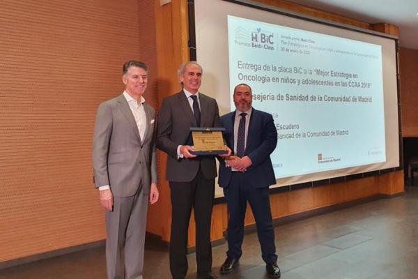 Los galardones han sido otorgados por el periódico especializado 'Gaceta Médica'