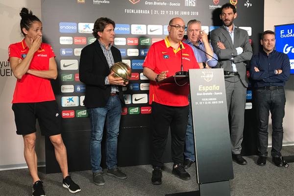 El combinado que dirige Lucas Mondelo jugará dos amistosos en nuestra ciudad antes del Europeo