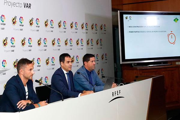 """El """"II curso UEFA para árbitros sobre la implementación del VAR"""" se celebrará hasta el 1 de noviembre"""