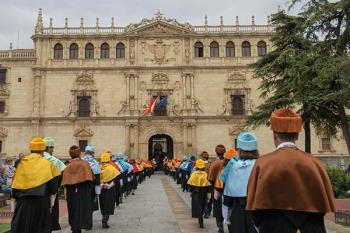 La Universidad de Alcalá ha sido la anfitriona del acto de celebración del comienzo de las clases