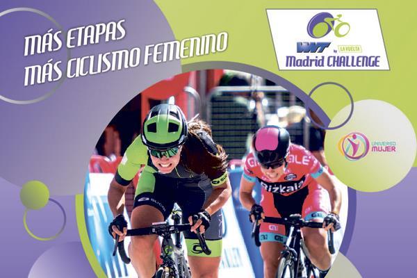 La Madrid Challenge by La Vuelta cortará algunas calles de Boadilla