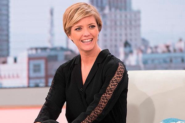 La presentadora de la mañana de TVE, es la primera mujer en asumir el cargo